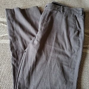 Other - Men's dark grey dress slacks